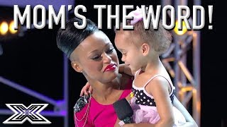 Download Single Mom Paige Thomas STUNS Simon Cowell With Effortless Audition! | X Factor Global Video