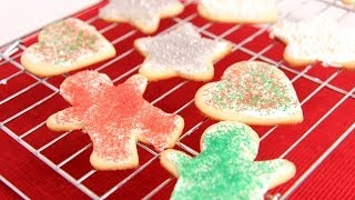 Download Cutout Sugar Cookie Recipe - Laura Vitale - Laura in the Kitchen Episode 688 Video