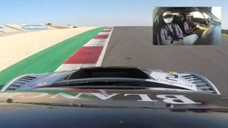 Download Audi R8 LMS on board with Tom Christensen in Portimao, Portugal Video