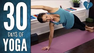 Download Day 7 - Total Body Yoga - 30 Days of Yoga Video