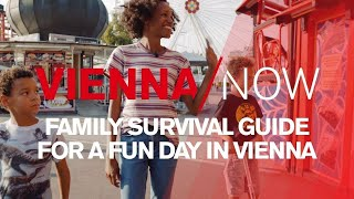 Download Family survival guide for a fun day in Vienna | VIENNA/NOW Video