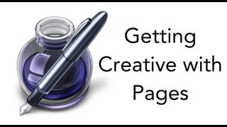 Download Getting Creative with Pages Video