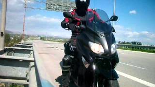 Download Yamaha X max 250 Top Speed Video