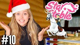 Download Springen met een rendier en de held uithangen! | Star Stable #10 Video