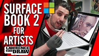 Download Surface Book 2 Review for artists Video