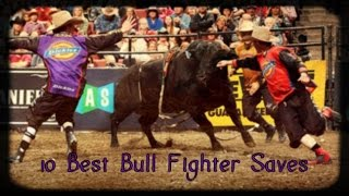 Download 10 of the best bull fighter saves Video