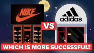Download Is Nike More Successful Than Adidas? Shoe / Apparel Company Comparison Video