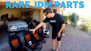 Download THIS DUDE FLIPS JDM PARTS TO FUND HIS GTR ADDICTION! Video
