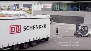 Download Optimising deliveries with DB's eSchenker platform and what3words Video