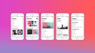 Download Explore the All-New Apple Music Video