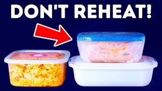 Download You Can't Reheat Some Foods Under Any Circumstances Video