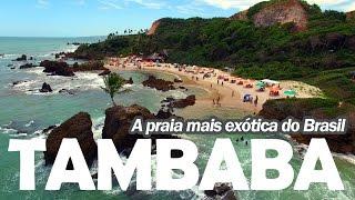 Download Tour Pela Praia de Tambaba na Paraíba - A mais exótica do Brasil ( ͡° ͜ʖ ͡°) Video