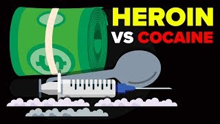 Download Cocaine vs Heroin - Which Drug is More Dangerous (Drug Addiction)? Video