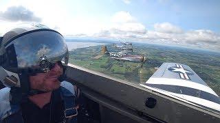 Download P51 MUSTANG 4 SHIP FORMATION FLIGHT! Video