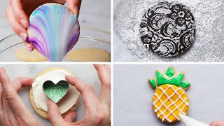 Download Easy Cookie Decorating Tips and Tricks Video