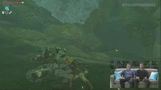 Download The Legend of Zelda: Breath of the Wild Gameplay ( Game Awards 2016) Video