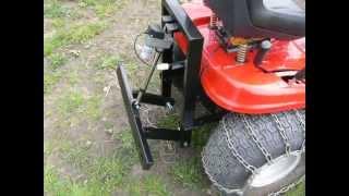 Download Traktorek MTD Video