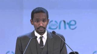 Download Saving lives with digitalised healthcare in Africa | Dr. Mazin Khalil | One Young World Video