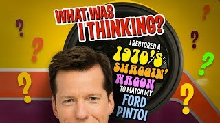 Download What Was I THINKING? I Restored a 1970's Shaggin' Wagon To Match My Ford Pinto!   JEFF DUNHAM Video