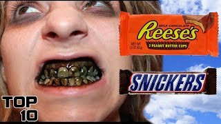 Download Top 10 Worst Candy For You To Eat Video