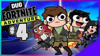 Download DUO FORTNITE ADVENTURE #4 (Animation) Video