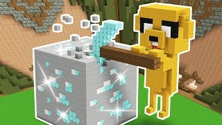 Download ¡CONSTRUIMOS EL PICO LEGENDARIO! 😍💎 MINECRAFT BUILD BATTLE #18 Video
