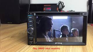 Download 2017 Best Android 7.1 Car Stereo Display-Pumpkin Video