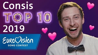 Download ESC 2019: Consis persönliche Top 10 | Eurovision Song Contest | NDR Video