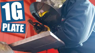 Download 1G Plate | STICK WELDING Video