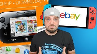 Download Nintendo TAKES DOWN Switch on eBay + MAJOR eShop Change Incoming! Video
