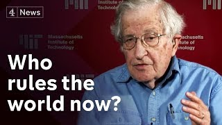 Download Noam Chomsky full length interview: Who rules the world now? Video
