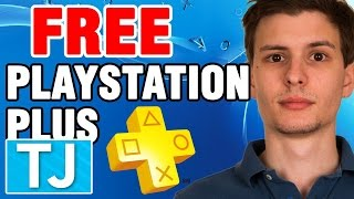 Download How to Get Playstation Plus for Free (PS3 & PS4) Video