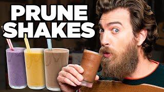 Download Prune Protein Shake Taste Test Video