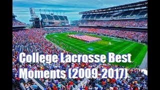 Download College Lacrosse Best Moments (2009-2017) Video