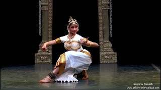 Download Sharada Kouthuvam by Sanjena Ramesh - Sridevi Nrithyalaya - Bharathanatyam Dance Video