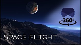 Download Relaxing 360 Space Flight - Space Engine - 4K Video