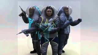 Download NASA Spacesuit Development Video