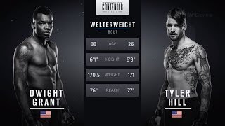 Download FREE FIGHT | Well-timed Combo Gives Grant the KO | DWTNCS Week 2 Contract Winner - Season 2 Video