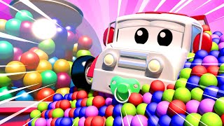Download Car Patrol - Baby Amber search party - Car City ! Police Cars and fire Trucks for kids Video