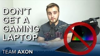 Download NEVER BUY A GAMING LAPTOP FOR COLLEGE - Build a Desktop Instead! Video