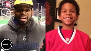 Download P.K. Subban's Powerful Message To Young Hockey Player Video