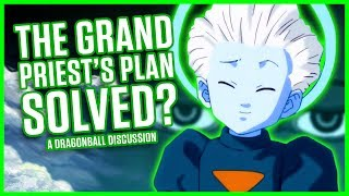 Download THE GRAND PRIEST'S PLAN - SOLVED? | A Dragonball Discussion Video