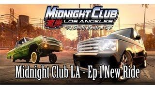 Download Midnight Club LA Ep1 - New Ride Video