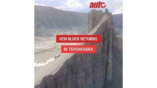 Download Ken Block Rips Through The Desert In New Gymkhana Spin-off: ″Terrakhana″ Video