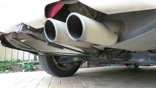 Download DIY - Ford Territory Turbo Ghia exhaust debung Video