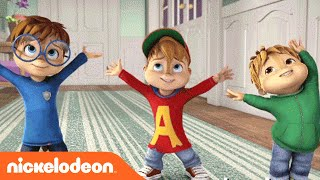 Download ALVINNN!!! and the Chipmunks | Alvin Megamix feat. The Chipettes 🎶 | Nick Video