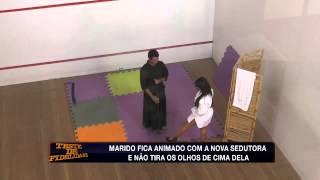 Download Teste de Fidelidade: Professor vai 'ensinar' todas as artes marciais para morena Video