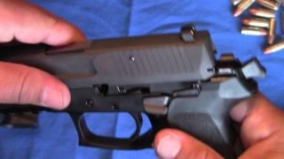 Download Sig Sauer SP2022 field strip Video