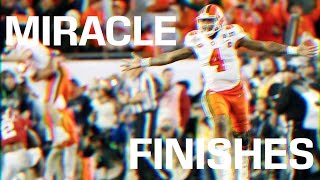 Download College Football Miracle Finishes (Part 5) Video