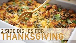 Download 2 Side Dishes for Thanksgiving Dinner ◈ Ingrid Nilsen Video